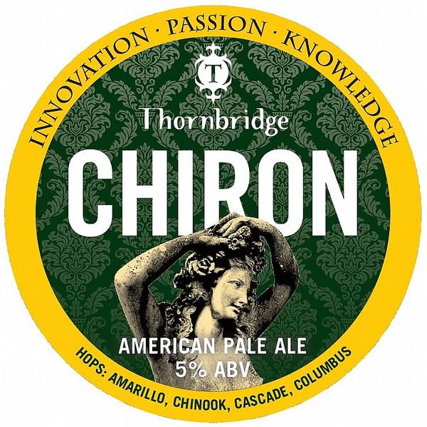 Thornbridge Chiron Round Tap Badge