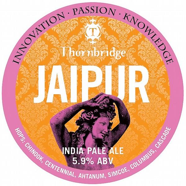 Thornbridge Jaipur Fish Eye Tap Badge