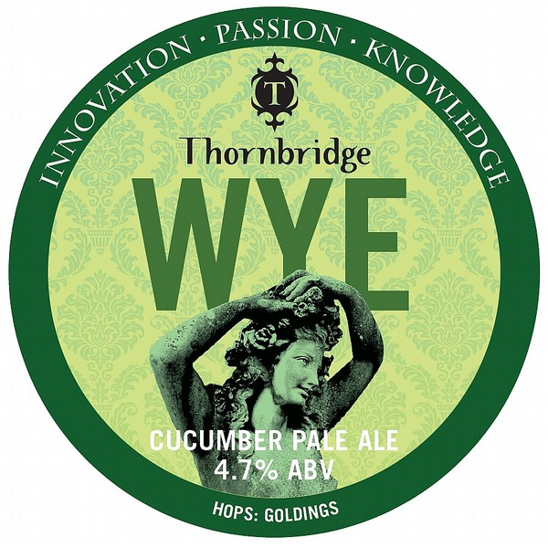 Thornbridge Wye Tap Badge