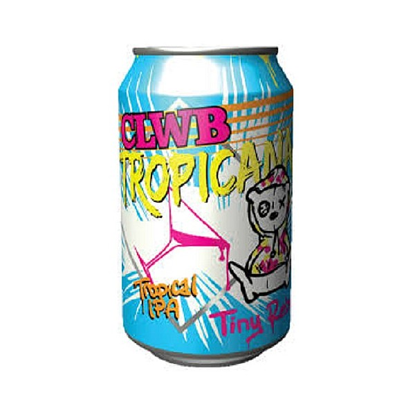 Tiny Rebel Clwb Tropicana Cans