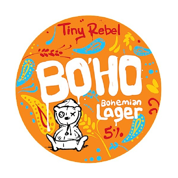 Tiny Rebel Bo'Ho