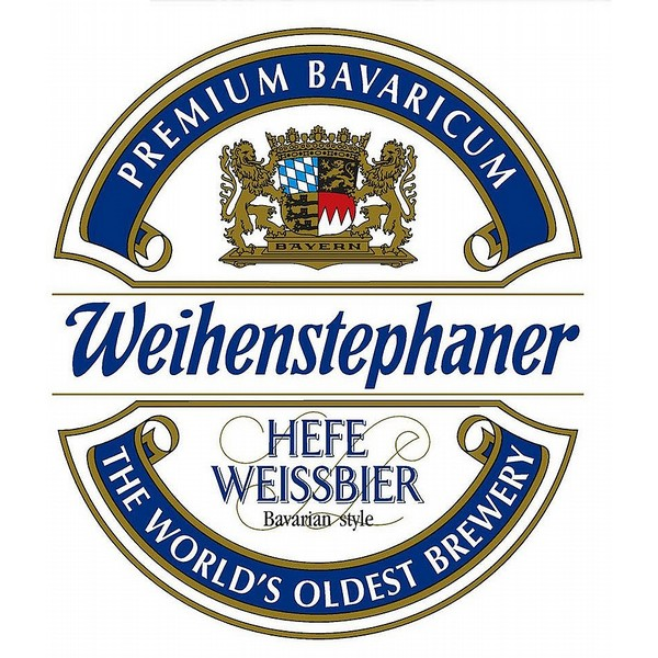 Weihenstephaner Hefe Oval Tap Badge
