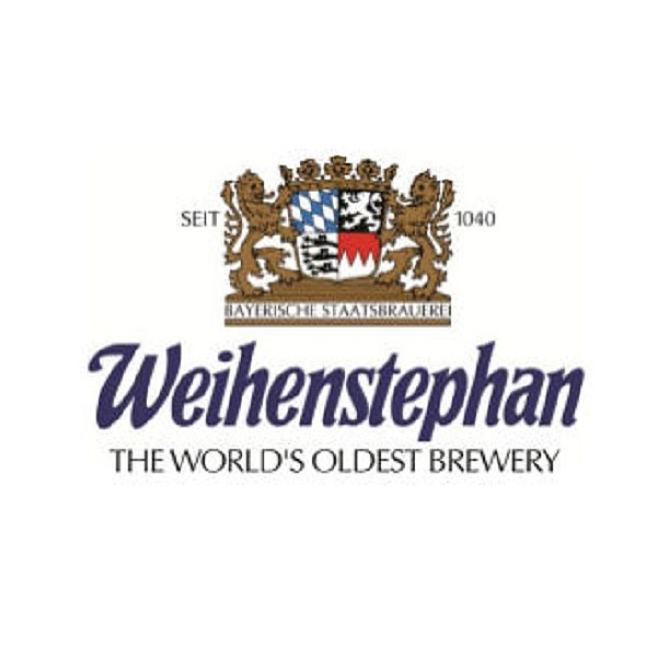 Weihenstephan 1/2 Pint Glasses x6