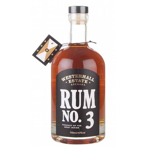 Westerhall Rum No3