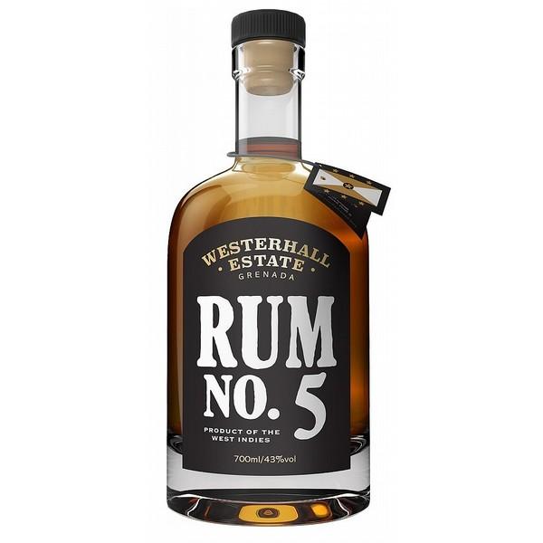 Westerhall Rum No5
