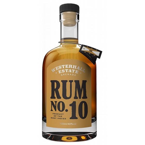 Westerhall Rum No10