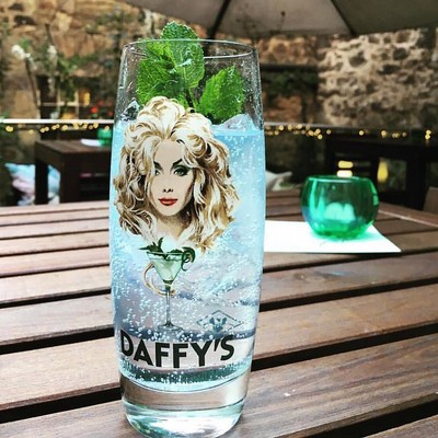 The adventure of Daffy's Gin