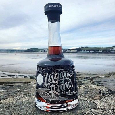 Lyme Bay's Lugger Rum