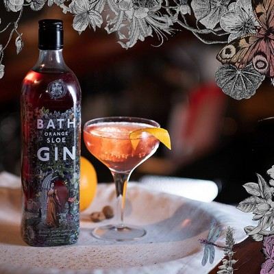 New this month...Bath Distillery