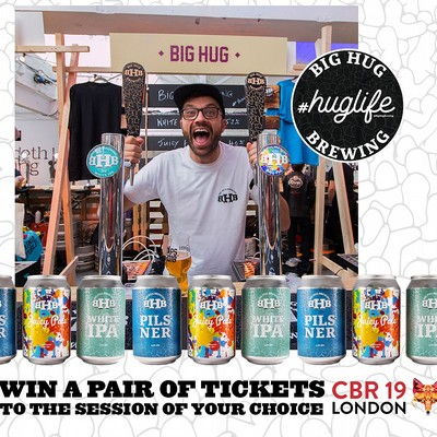 Win VIP Tickets to Craft Beer Rising 2019!