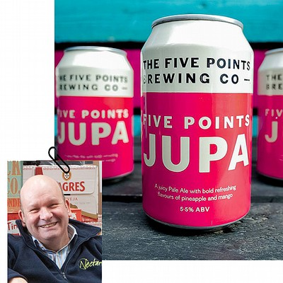 New this Month...Five Points Brewing