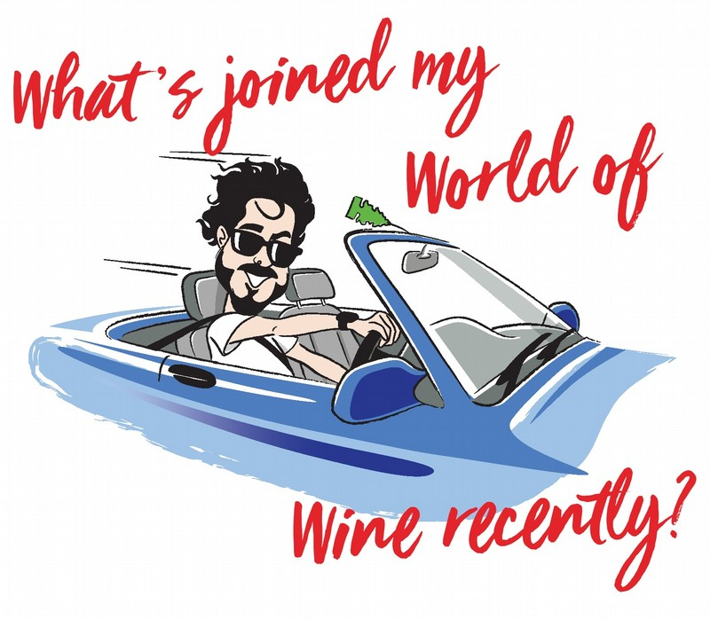 What's new in our #MDWB's World of Wine?