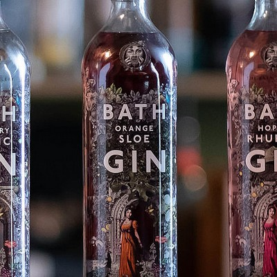 Behind the Scenes at the Bath Distillery