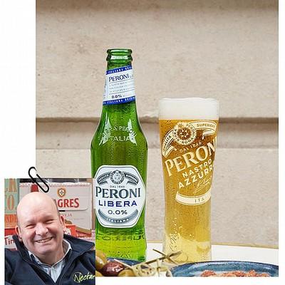 New this Month...Peroni Libera Non-Alcoholic