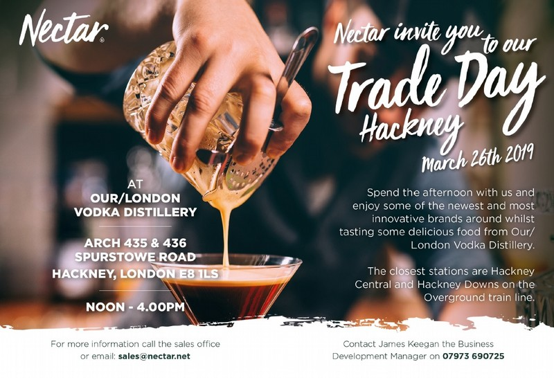 You are Invited to our London Trade Day!