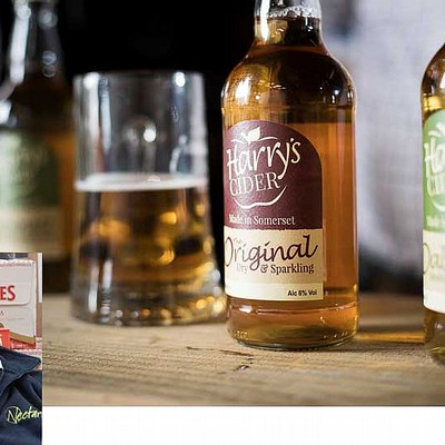New This Month...Harry's Ciders