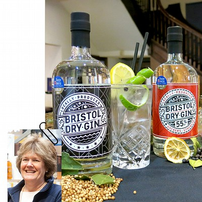 New This Month...Bristol Gin.