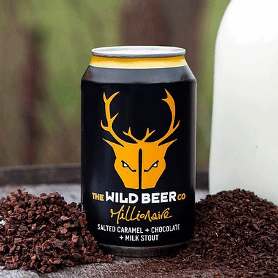 Millionaire is in Cans!