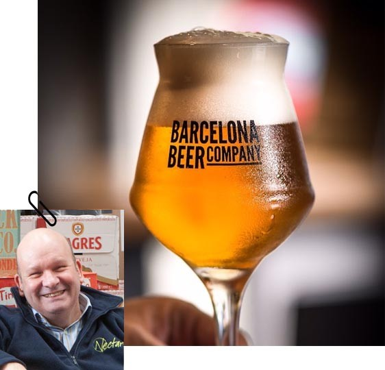 New This Month...Barcelona Beer Company