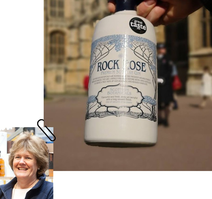 Buyer's Pick This Month...Rock Rose