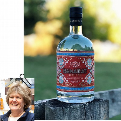 Spirits Buyer's Pick of the Month...Baharat Gin