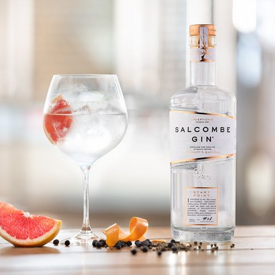 Love of Gin and Salcombe