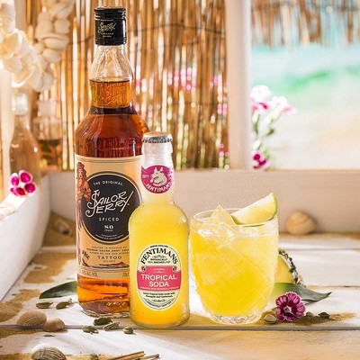 Designed to Complement Rum