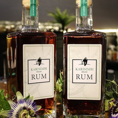 Stepping into rum...