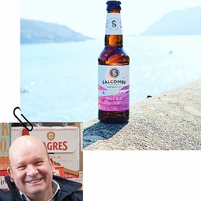 Buyer's Pick This Month...Salcombe Brewery