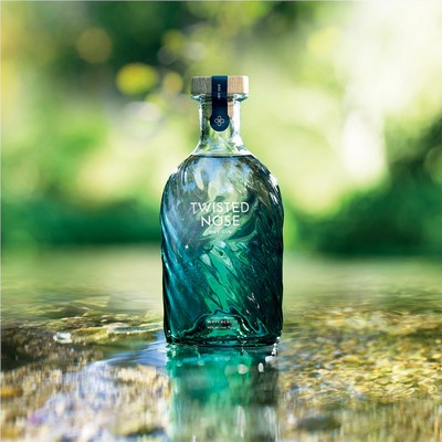 A new look for Hampshire's Twisted Nose Gin