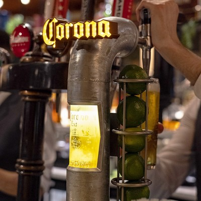 Corona Is on Draught!!