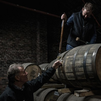 Burns Night approaches!...Bruichladdich Octomore 10.1
