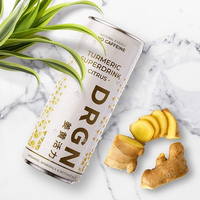 Buyers Pick - DRGN Turmeric Superdrink Citrus