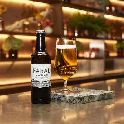 Introducing  FABAL - an Artisan English Lager from the team behind Hiver Beers