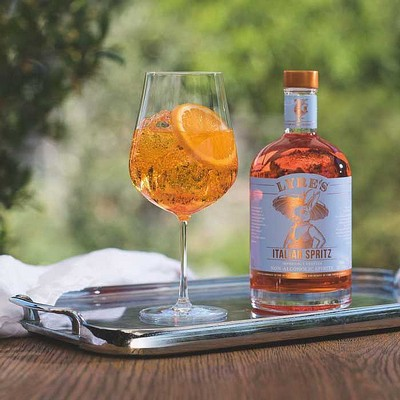 The Lyre's Italian Spritz Is Unlike Any Other!