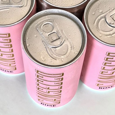 It's All About The Canned Wines!