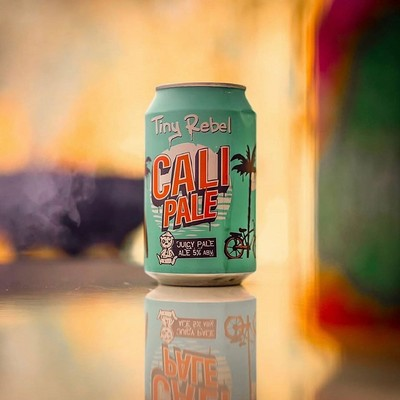Tiny Rebel's Cali Pale Tastes Like Summer