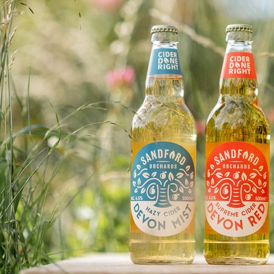 All you need is cider... Cider is all you need!