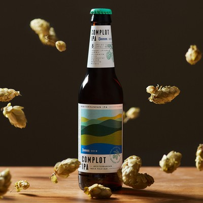 Complot IPA: The Mediterranean in a glass!