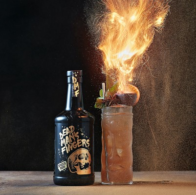 Dead Man's Fingers Spiced Rum: Exceptionally Unconventional