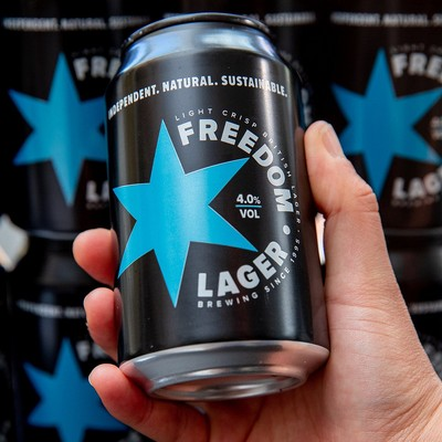 Freedom New Cans