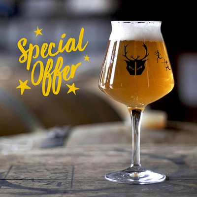 Get four Wild Beer Co kegs for free!