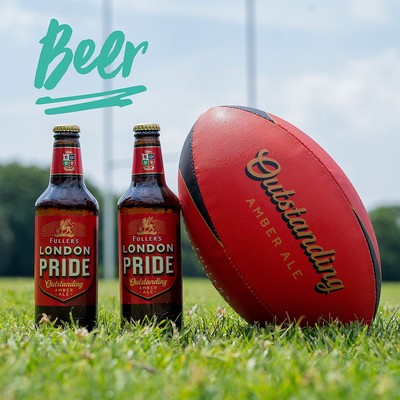 Join Fuller's London Pride in cheering the Lions on! Roar With Pride!