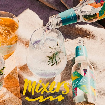 Premium mixers to elevate any cocktail!