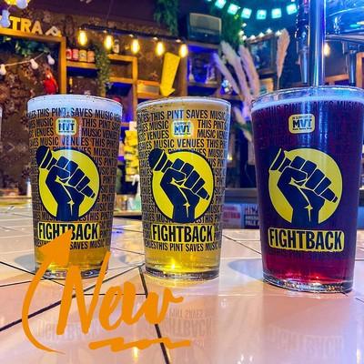 Beer & Cider that Saves Music Venues
