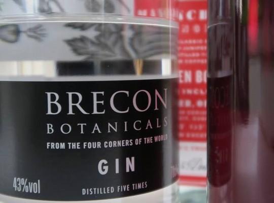 Brecon Gin