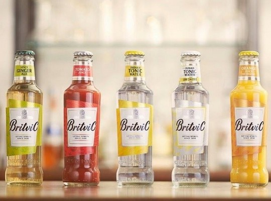Britvic Mixers and Juices