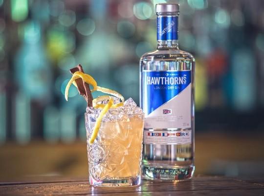 Hawthorn's Gin