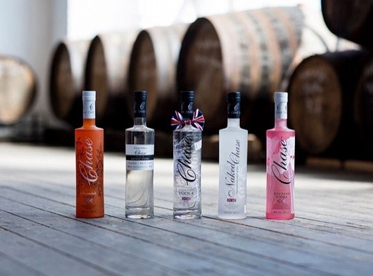 Chase Vodkas & Gins
