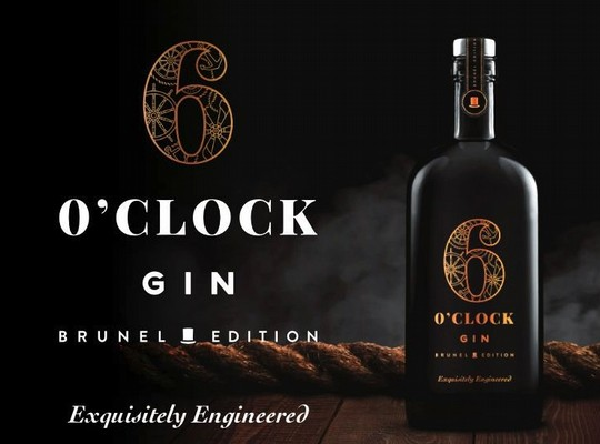 Six O'Clock Brunel Edition